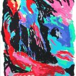 zeefdruk 60x80cm - eigen druk - 7 kleuren